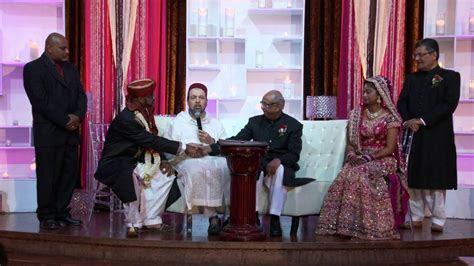 Muslim Wedding Ceremony At Brampton Toronto   Muslim