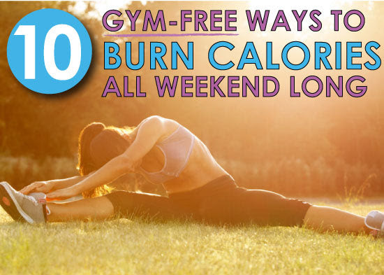 Skip The Gym With These 10 Gym-Free Ways To Burn Calories