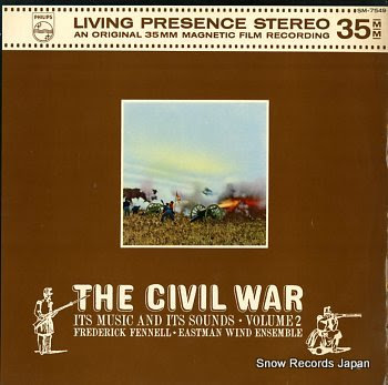 FENNELL, FREDERICK civil war, the vol.2