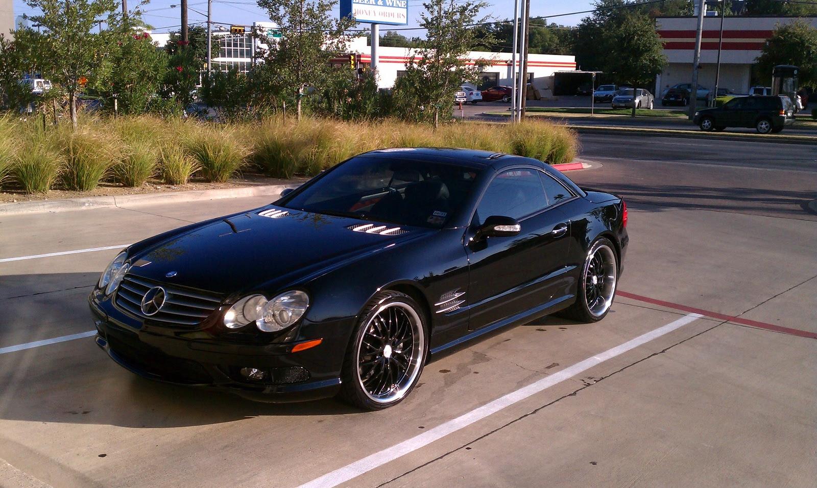 2003 Mercedes-Benz SL-Class - Pictures - CarGurus