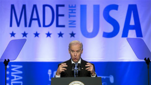 Click here to read Conspiracy-Theorist Christmas Comes Early as Biden Uses Term
