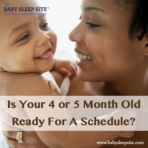 Is Your 4 or 5 Month Old Baby Ready For A Schedule?   The Baby ...