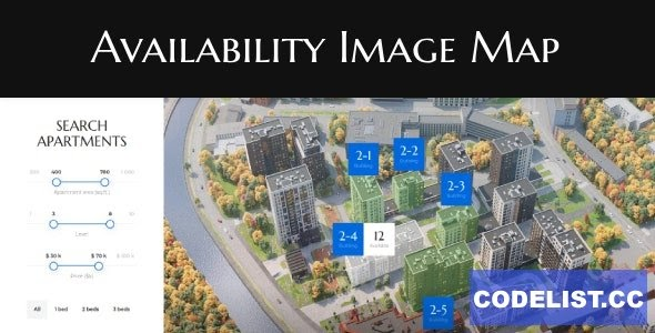 Availability Image Map v1.27.2 - WordPress Plugin