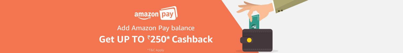 Get 15% off Amazon Pay balance
