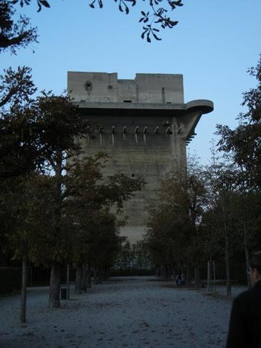 DSCN8919 _ Bunkerei (Bunker) from WWII in Augarten, Vienna - 500