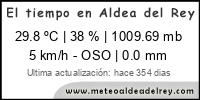 Meteo Aldea del Rey