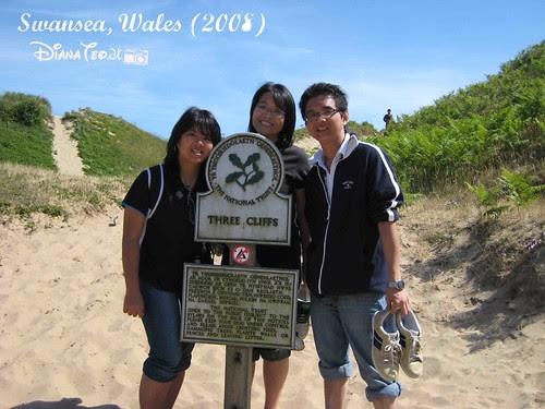 Three Cliff Bay, Swansea 03