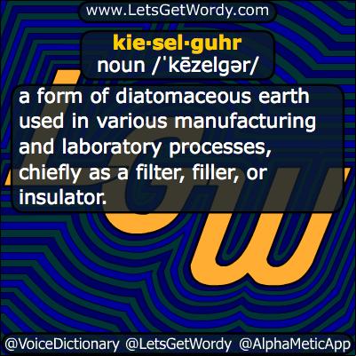 Kieselguhr 12/10/2013 GFX Definition