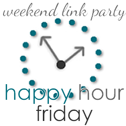 Happy Hour Friday Link Party