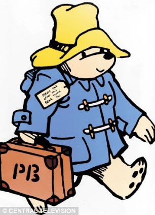 Sales of Paddington Bear's favourite spread marmalade have fallen according to the latest research