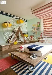 The Amazing Circus Room!