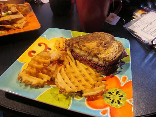 Lunch in Birkenfeld