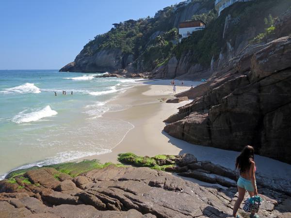 Joatinga Beach - Best Beaches in Rio de Janeiro Brazil