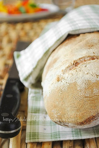 Pane con Pasta Madre-Sourdough Bread