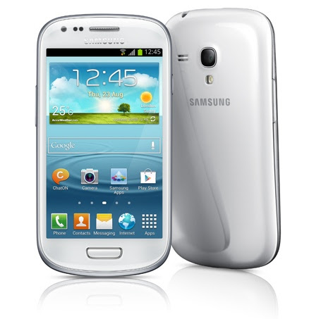 galaxy s3 mini Samsung anuncia versão Mini do Galaxy S III