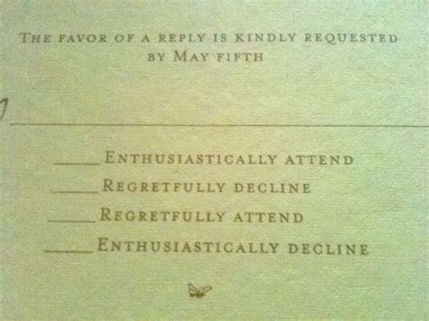 How to Get Your Guests to RSVP to Your Wedding   St