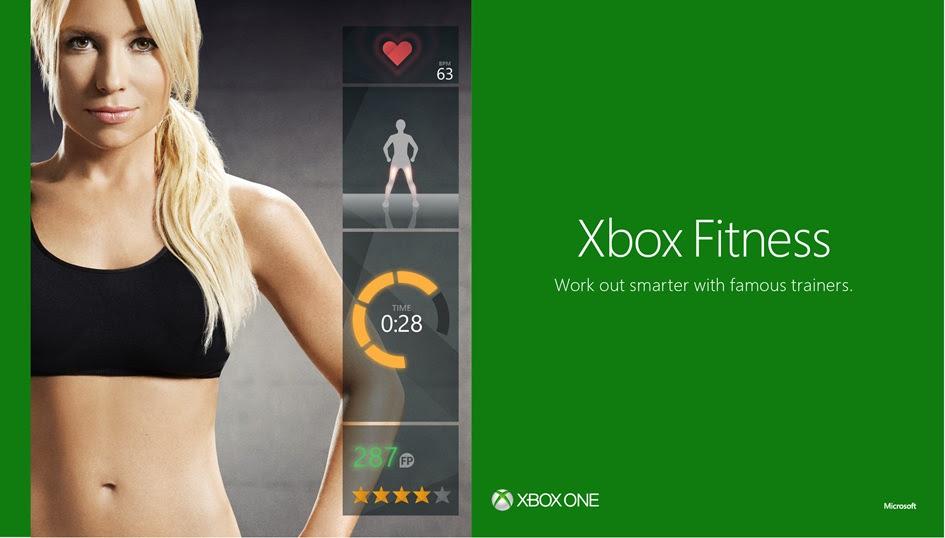 Xbox Fitness 6