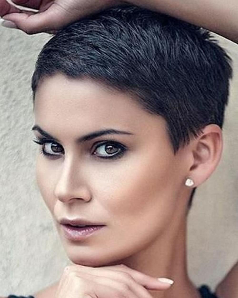Super Very Short iPixiei iHaircutsi Hair Colors for 2020
