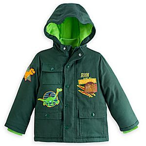 The Good Dinosaur Hooded Jacket for Kids