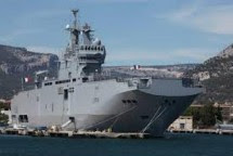 Kapal Perang Dixmude kapal induk amfibi dan komando (Foto Dok Industry.co.id)