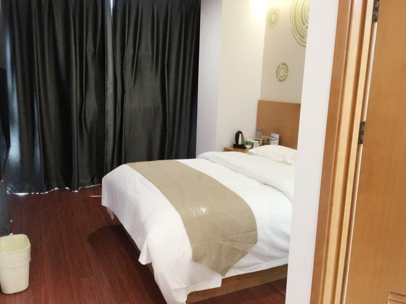 GreenTree Inn Nanjing Jiangning District Jiulonghu Metro Station Express Hotel Reviews