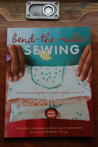 Bend-the-rules Sewing.