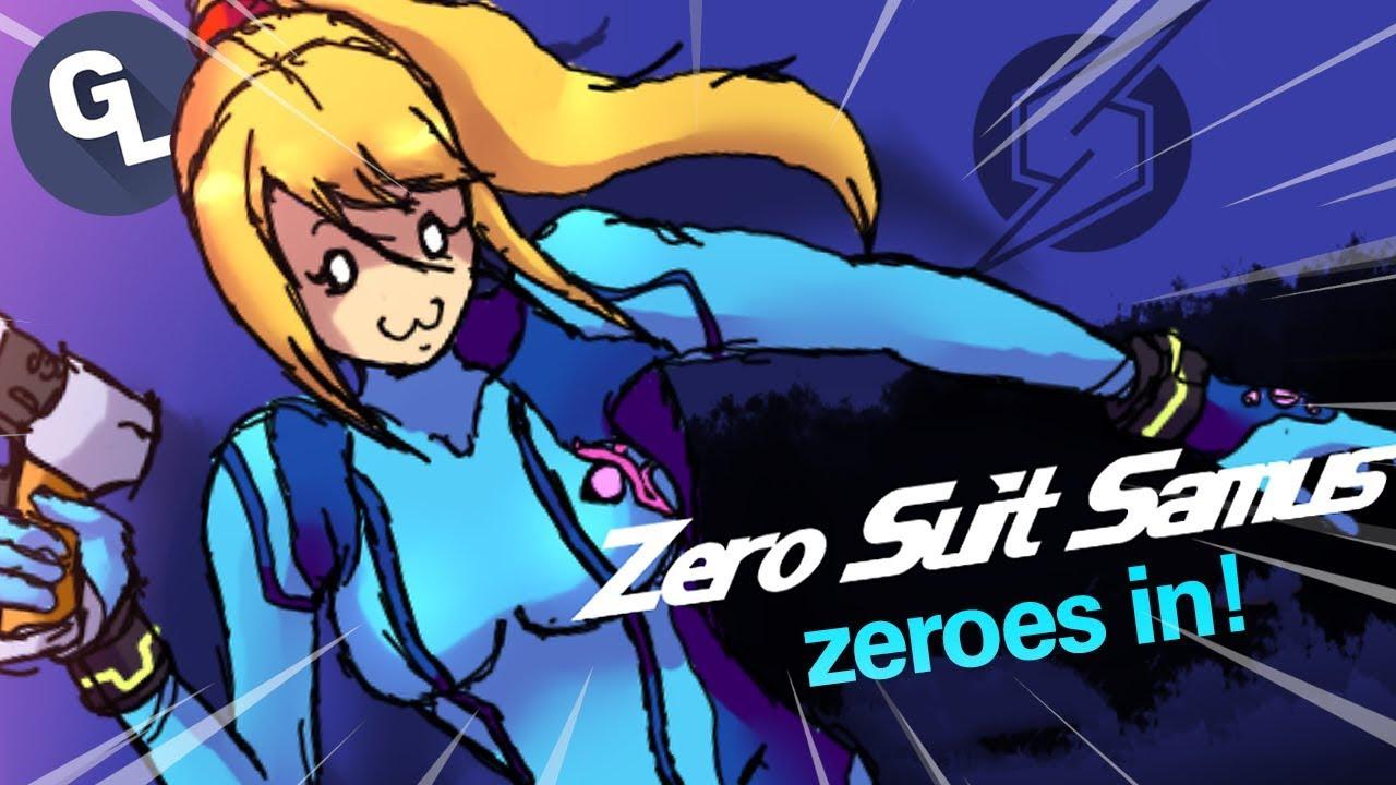 Zero Suit Samus Wallpaper 1080p Hd