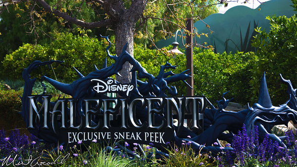 Disneyland Resort, Disney California Adventure, Maleficent, it's tough to be a bug