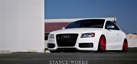 Stirring the Pot: The Rotiform Audi S5   Stance Works