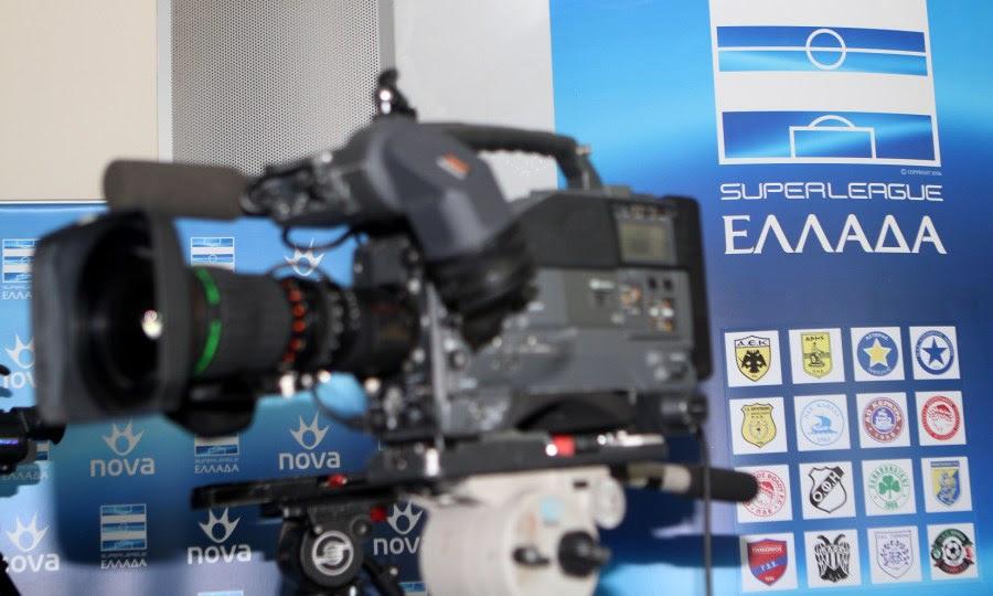 Σοκ με τα τηλεοπτικά της Σούπερ Λίγκας – Στον «αέρα» πέντε ομάδες