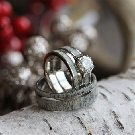 25  best Deer Antler Ring trending ideas on Pinterest