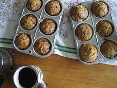 yummy pumpkin muffins
