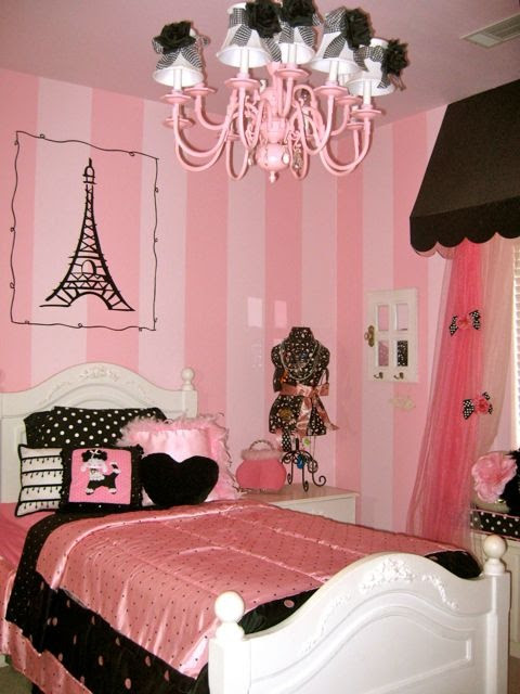 Pin by Stephanie Barry on Pink & Black and Awesome all over | Pintere…