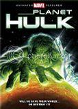 Planeta Hulk, vídeos da animação