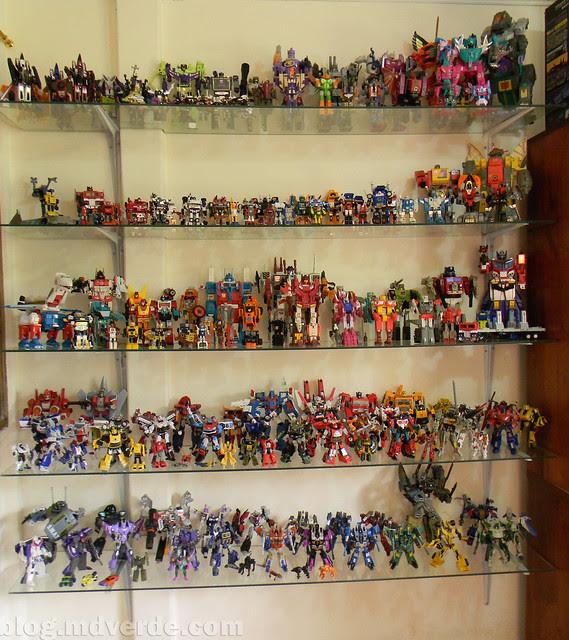 Mi colección de Transformers (27-Mar-2011) -