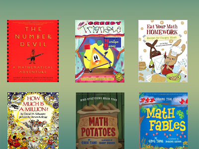 Some Excellent Educational Math Books to Help Kids Learn Math in Fun and Engaging Ways