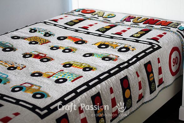road runner quilt pattern
