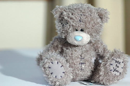 The story of Tatty Teddy (Me to You Bear) (6/6)