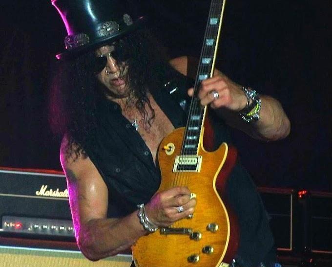 Slash revela que la banda Guns N' Roses tendrá un nuevo disco muy pronto