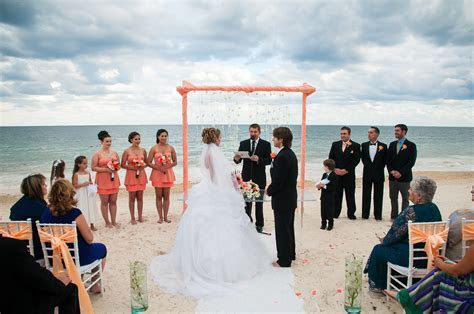 Russian wedding in Puerto Morelos, Riviera Maya, Quintana