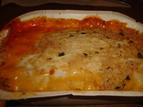 Amy's Roasted Vegetable Lasagna