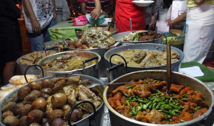 7 GUDEG TERKENAL DI JOGJA - Berburu Kuliner Khas Jogja yang Melegenda