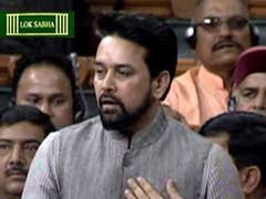 Budget Session: Is Afzal Guru A Martyr? Anurag Thakur Asks Lok Sabha