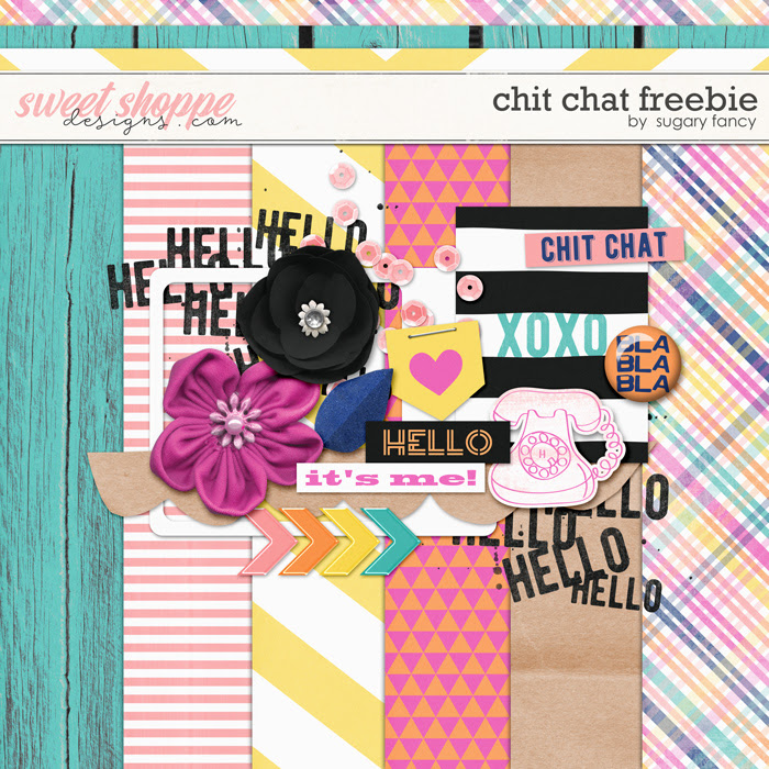 Chit Chat by Sugary Fancy