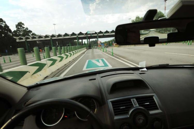 Via Verde vai funcionar nas auto-estradas espanholas