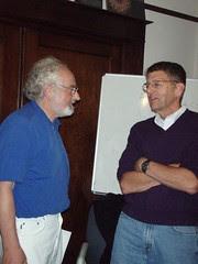 George Weissmann and Joe Arnold