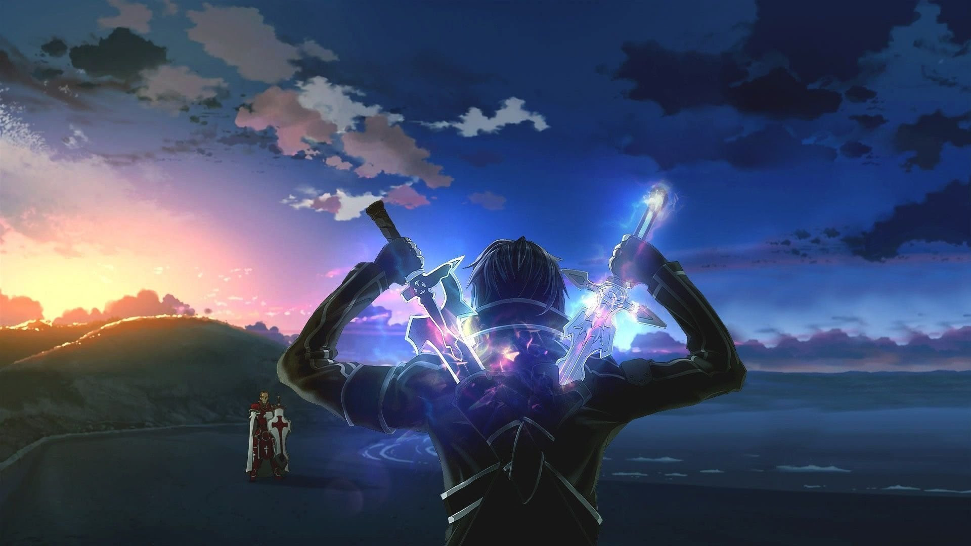 Sword Art Online Wallpaper Kirito 81 Images