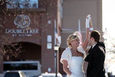 Real Winter Wedding & Day After Shoot: Melissa & Andrew