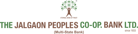 The Jalgaon Peoples Co-Op Bank logo pictures images