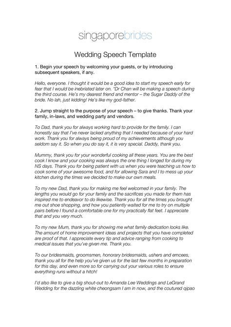 7  Thank You Speech After an Event with Examples   PDF